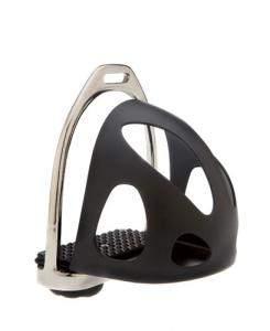 Protector estribo HH nylon negro