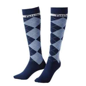 Calcetines Tattini escoceses