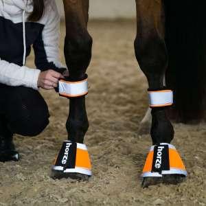 Correas reflectantes para patas Horze bZeen