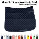Mantilla de doma acolchada Zaldi