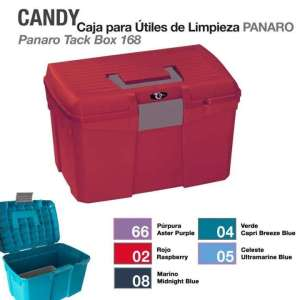 Caja para útiles de limpieza 168 Candy Zaldi