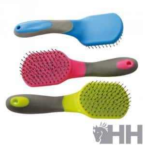 Cepillo HH para crines y cola