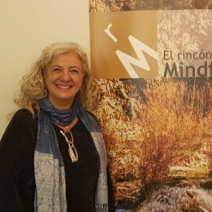 Yolanda Garfia en El Rincón de Mindfulness