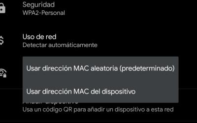 Imagen destacada para: MAC aleatoria en Android 10