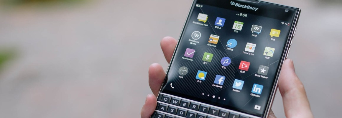 Imagen destacada para: BlackBerry 10, te echo de menos