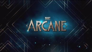arcane league of legends