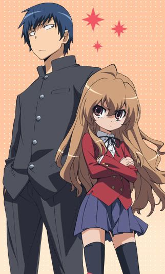 Taiga y Ryujii