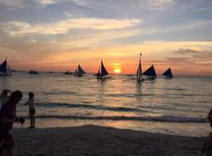 Adventure in Boracay