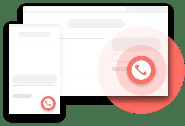 RingBlaze call widget