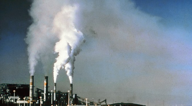 """City Weekend Beijing: """"Carbon Emissions to Decrease in Northern China"""""""