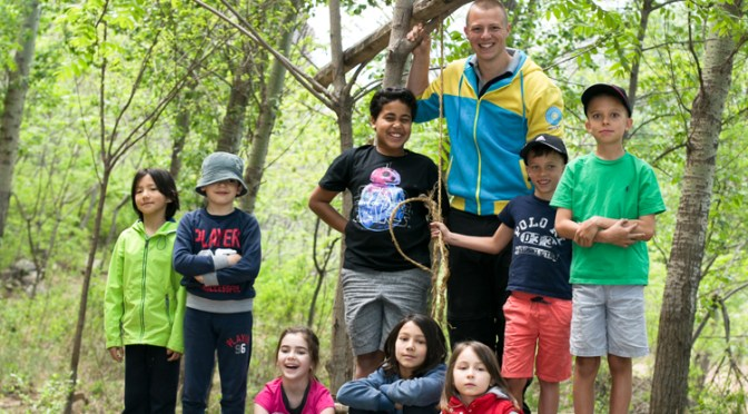 "City Weekend: ""Your Complete Kids' Summer Camps Guide"" review"