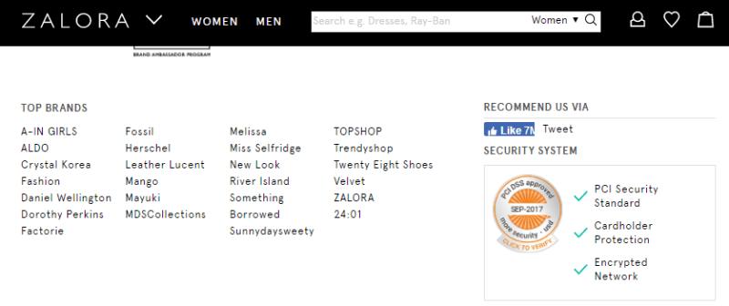 安全認證能提高網站信任度