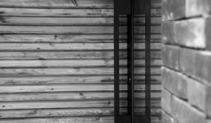 nieuwbouw Belsele baksteen en hout