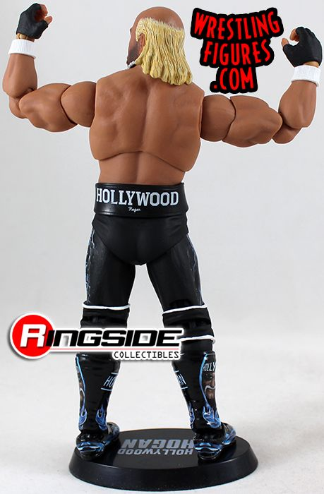 Hollywood Hulk Hogan Ringside Collectibles Exclusive Toy Wrestling Action Figure By Storm Collectibles