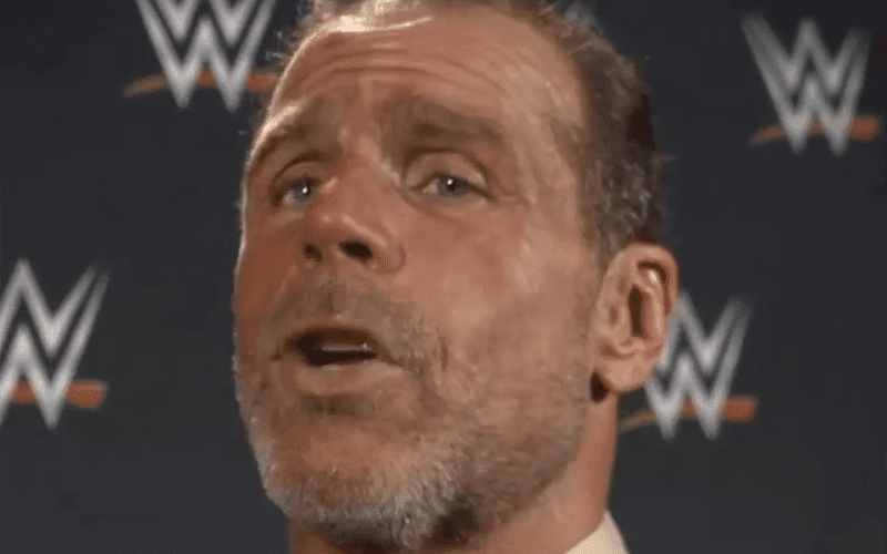 Shawn Michaels Not Happy With His Barber After Haircut