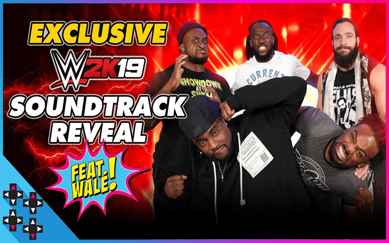 The WWE 2K19 Soundtrack Has Been Revealed