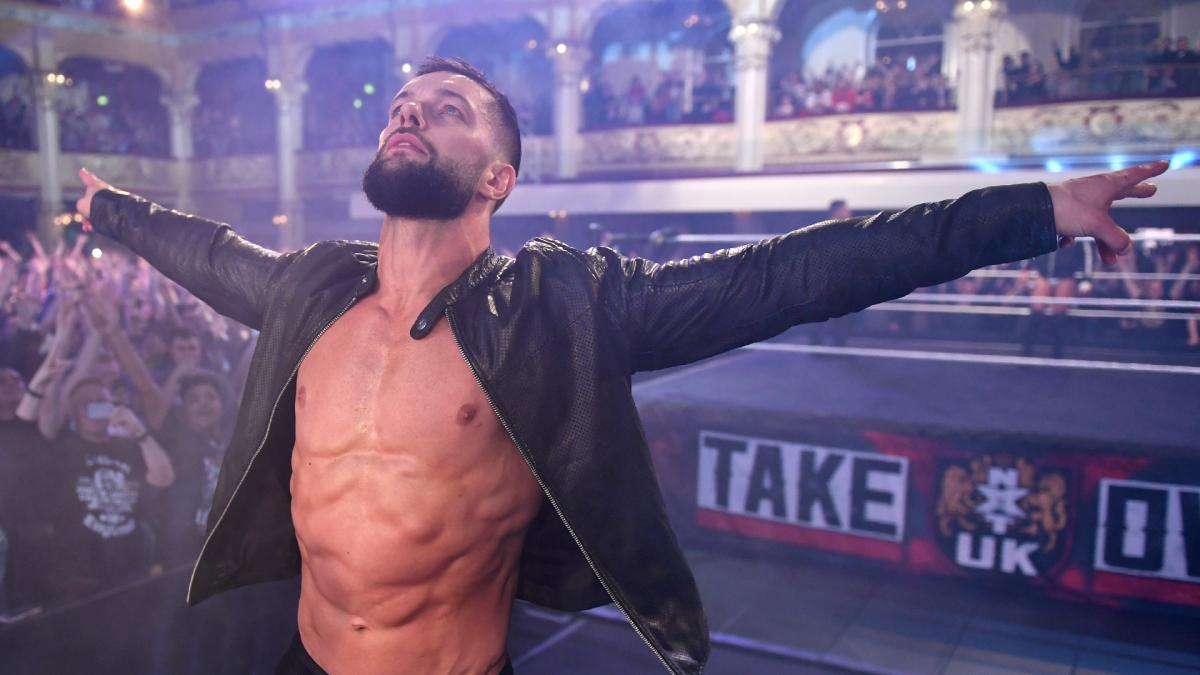 Why Finn Balor Wrestled At Wwe Nxt Uk Takeover Blackpool