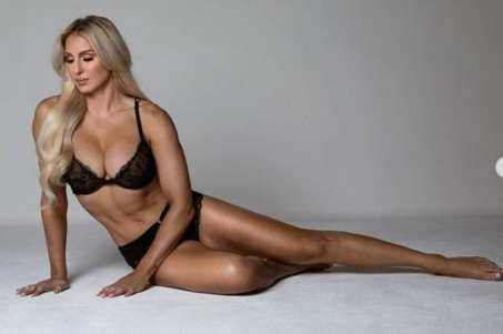 Charlotte Flair Releases Revealing Lingerie Photo During WWE Hiatus