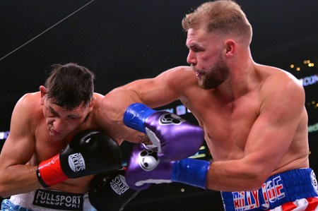 Billy Joe Saunders Stops Marcelo Coceres In Round 11, Retains WBO 168-pound  Title - The Ring