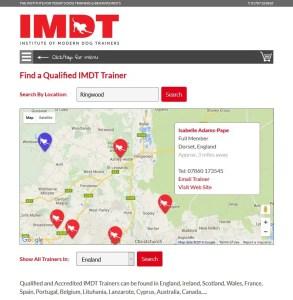 Ringwood Dogs - IMDT listing