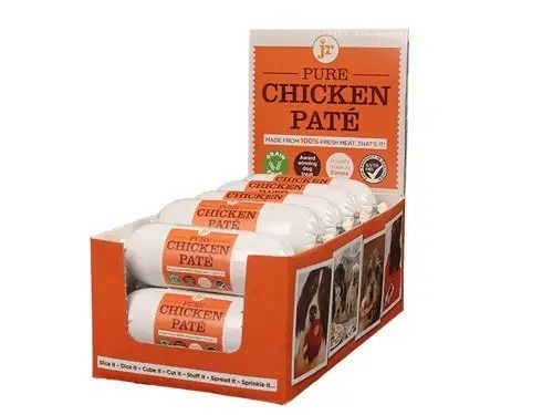 Ringwood Dogs Dog Treats & Chews: Pure Chicken Pate