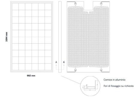 AvProject Janus, il pannello termovoltaico