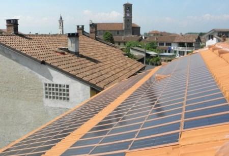 Giellenergy-Tile, la tegola fotovoltaica