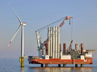 E.ON Amrumbank West, il parco eolico da 288 MWh è operativo