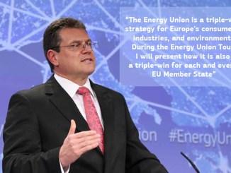 Enel partecipa al progetto dell'Unione Energetica Europea