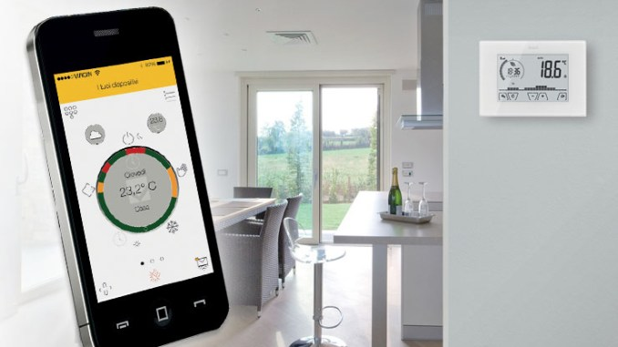 Vimar ClimaChrono, il termostato Wi-Fi per il controllo remoto