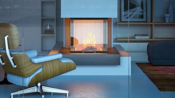Palazzetti Sunny Fire, focolari moderni per la casa