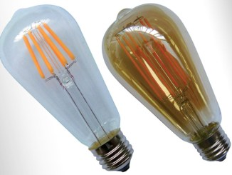GBC Filament ST64 Edison, la tecnologia LED incontra il design