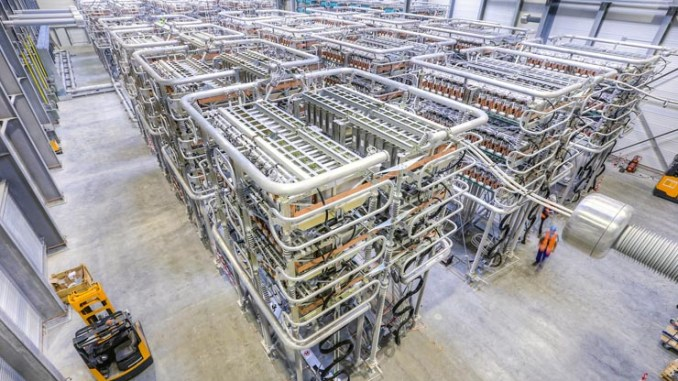 Siemens, una connessione HVDC tra Danimarca e Olanda