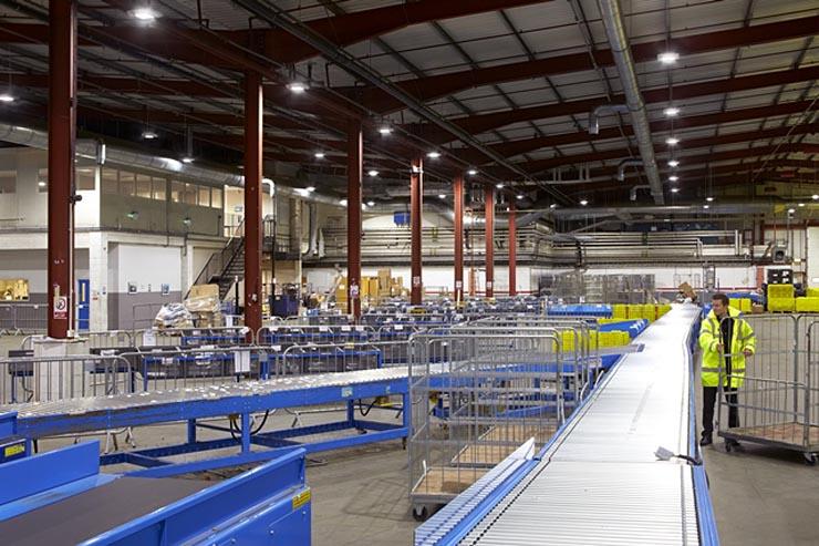 Hermes Europe sceglie CREE per l'illuminazione degli spazi industriali