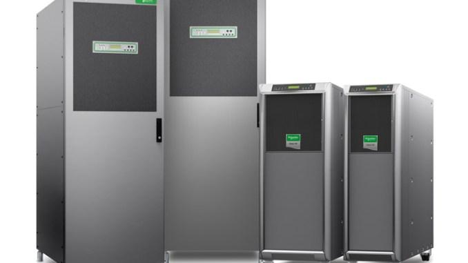 Schneider Electric, nuovi UPS Galaxy 300 sino a 80 kVA