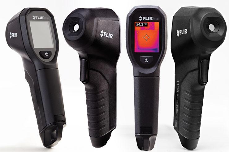 """FLIR TG130, la termocamera a spot facile da usare per il """"fai da te"""""""