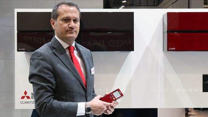 Mitsubishi Electric, intervista al Channel Section Manager Alberto Sala