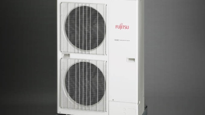 In arrivo nuovi climatizzatori Fujitsu Airstage J-III a flusso variabile