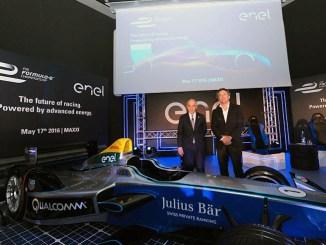 Enel diventa parter globale del campionato FIA di Formula E