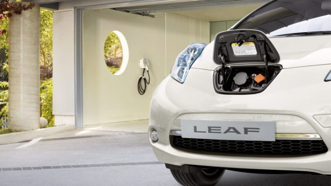 Nissan e Enel avviano la sperimentazione di Vehicle-To-Grid in UK