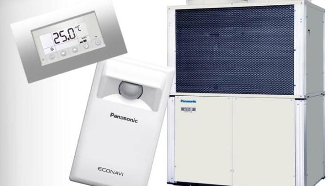 Panasonic, soluzioni integrate per la climatizzazione degli hotel