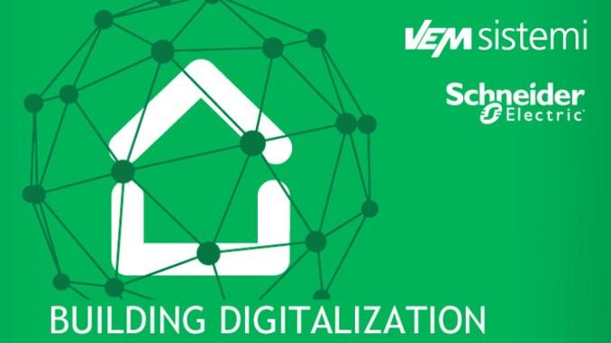 VEM sistemi e Schneider Electric raccontano l'edificio digitale