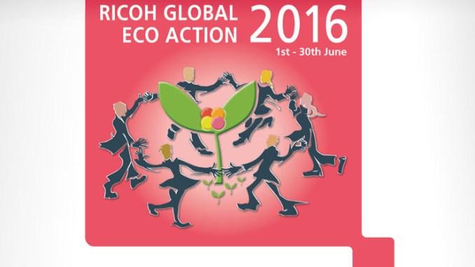 Ricoh Global Eco Action Month, un intero mese a tutela dell'ambiente