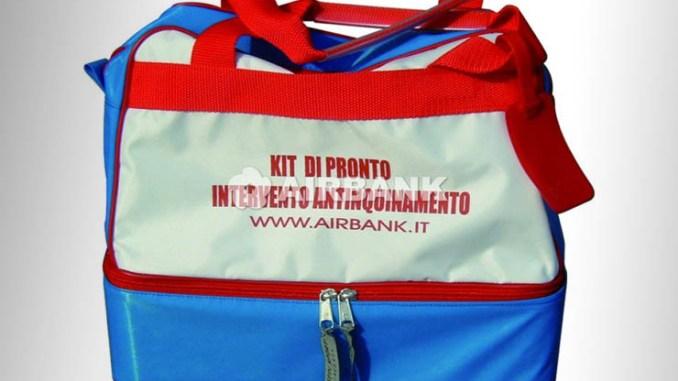 Il kit speciale di Airbank, manutenzione e sicurezza per i parchi eolici