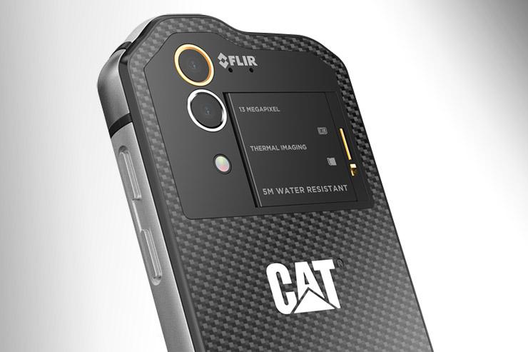 Cat S60, il primo smartphone con termocamera FLIR integrata