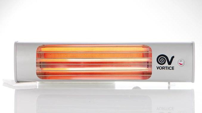 Vortice Thermologika, lampada a infrarossi per installazioni fisse