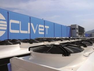 Clivet ELFOEnergy Ground Medium2, sistemi HVAC sottili e compatti