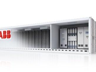 ABB amplia la diffusione delle rinnovabili con PowerStore Battery