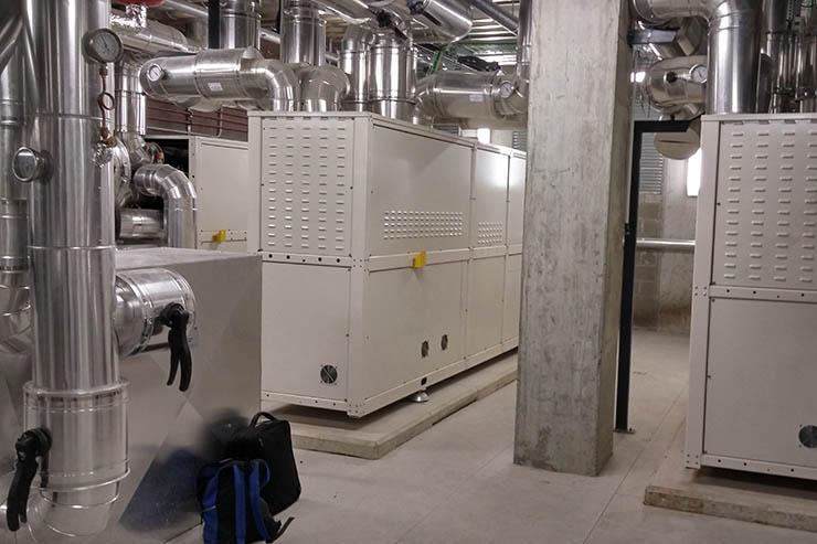 Fondazione Feltrinelli sceglie le pompe di calore Clivet