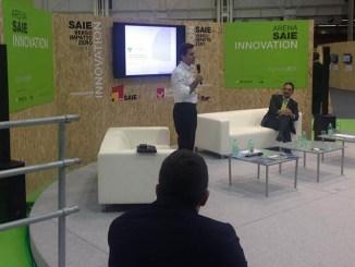 Teon Tina, rinnovabili e innovazione al SAIE Innovation